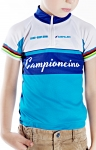 "Race Fit Jersey ""Campioncino"" - blue"